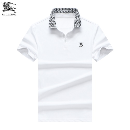 Burberry T-Shirts Short Sleeved For Men #841733 $32.00 USD, Wholesale Replica Burberry T-Shirts