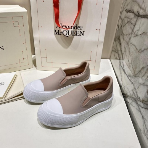 Alexander McQueen Casual Shoes For Women #841764