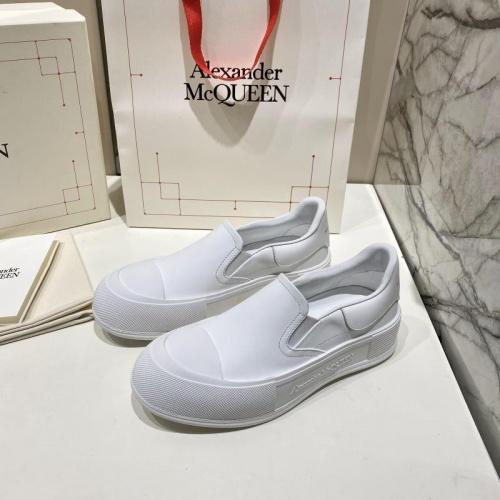 Alexander McQueen Casual Shoes For Women #841765