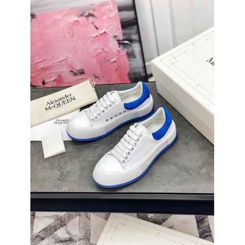 Alexander McQueen Casual Shoes For Women #841769
