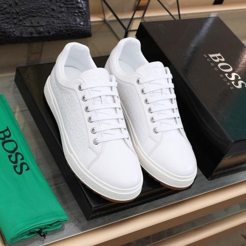 Boss Fashion Shoes For Men #841879 $88.00 USD, Wholesale Replica Boss Fashion Shoes