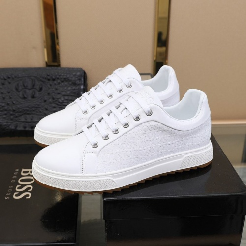Replica Boss Fashion Shoes For Men #841879 $88.00 USD for Wholesale
