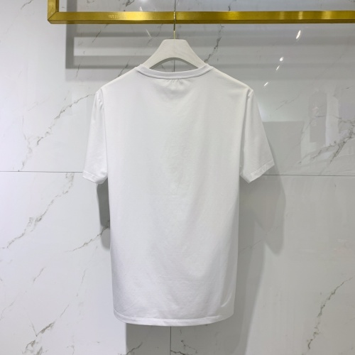 Replica Balmain T-Shirts Short Sleeved For Men #842029 $41.00 USD for Wholesale