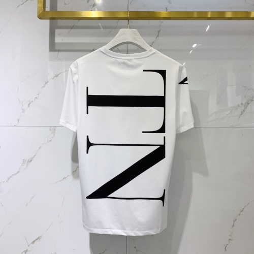 Replica Valentino T-Shirts Short Sleeved For Men #842032 $41.00 USD for Wholesale