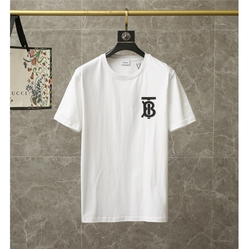 Burberry T-Shirts Short Sleeved For Men #842041