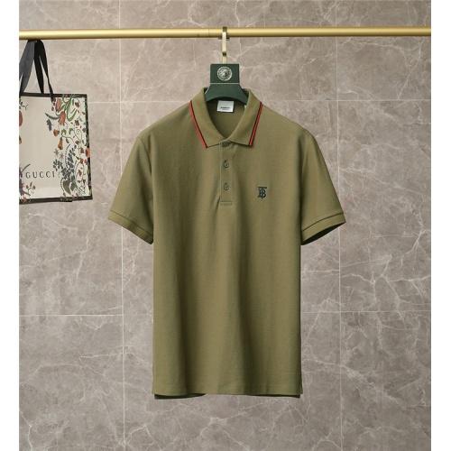 Burberry T-Shirts Short Sleeved For Men #842062