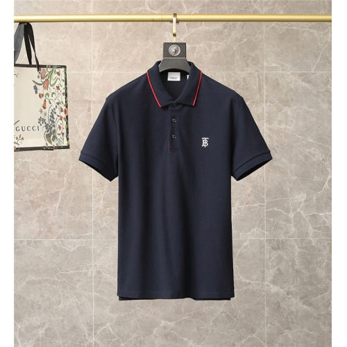 Burberry T-Shirts Short Sleeved For Men #842063