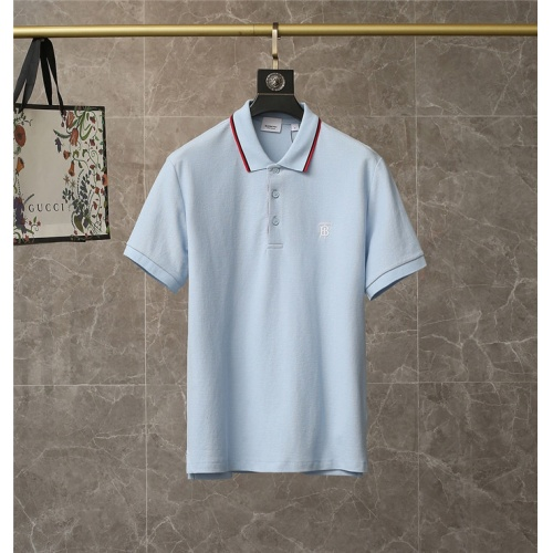 Burberry T-Shirts Short Sleeved For Men #842064