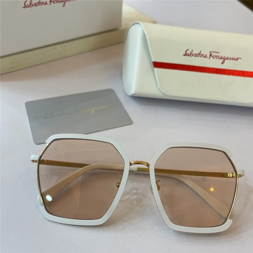 Ferragamo Salvatore FS AAA Quality Sunglasses #842069
