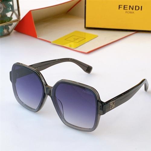 Fendi AAA Quality Sunglasses #842103