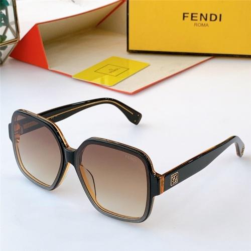 Fendi AAA Quality Sunglasses #842106