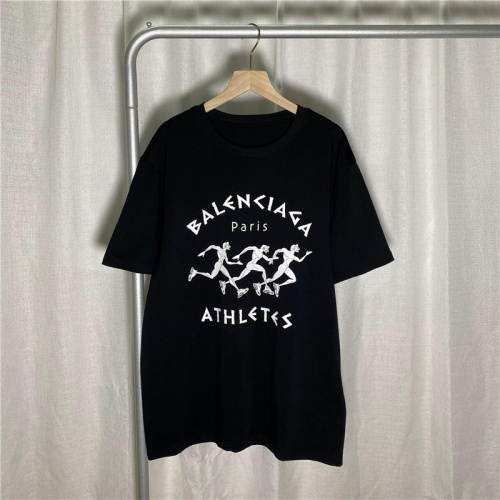 Balenciaga T-Shirts Short Sleeved For Men #842112