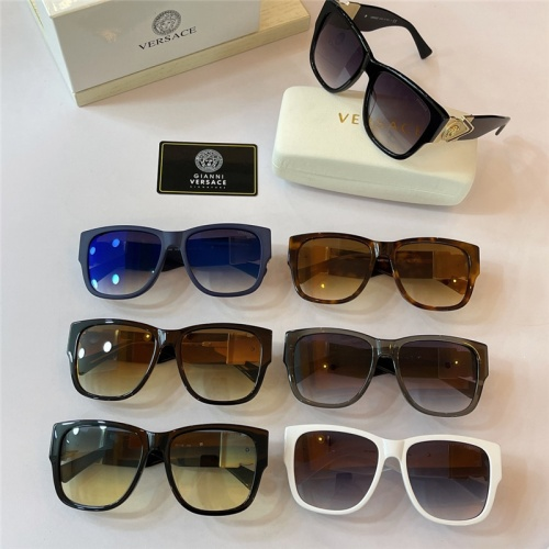 Replica Versace AAA Quality Sunglasses #842124 $58.00 USD for Wholesale