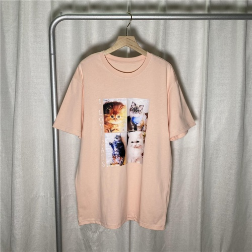 Balenciaga T-Shirts Short Sleeved For Women #842147 $29.00 USD, Wholesale Replica Balenciaga T-Shirts