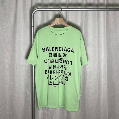 Balenciaga T-Shirts Short Sleeved For Women #842157
