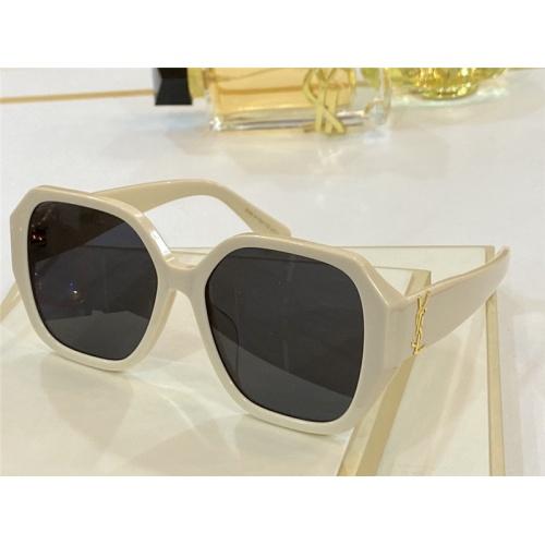 Yves Saint Laurent YSL AAA Quality Sunglassses #842159