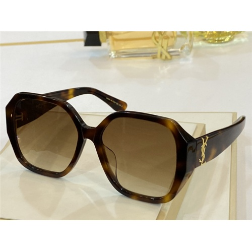 Yves Saint Laurent YSL AAA Quality Sunglassses #842160