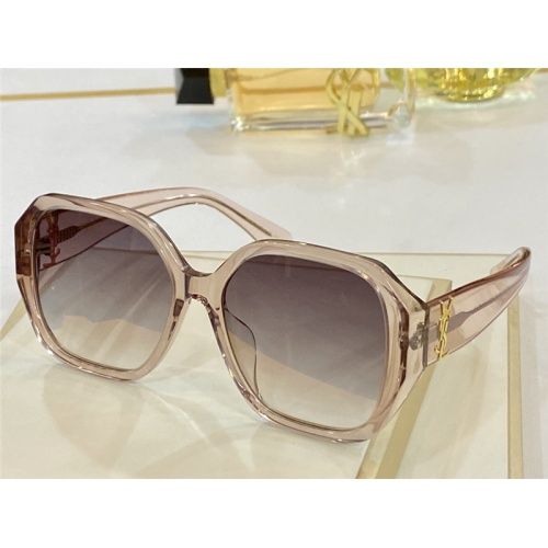 Yves Saint Laurent YSL AAA Quality Sunglassses #842163