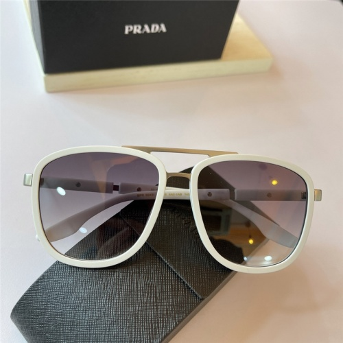 Prada AAA Quality Sunglasses #842185