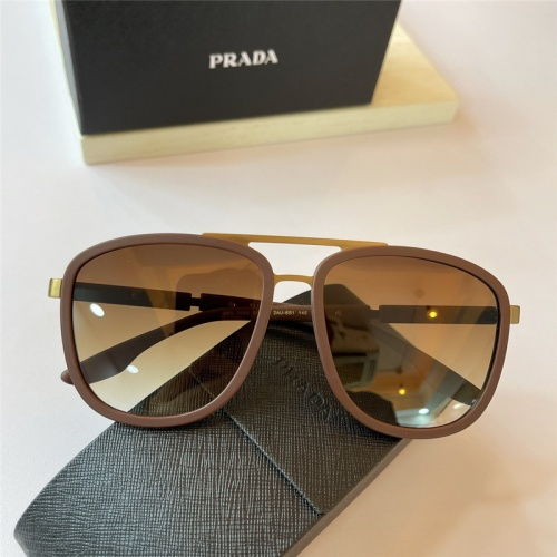 Prada AAA Quality Sunglasses #842186