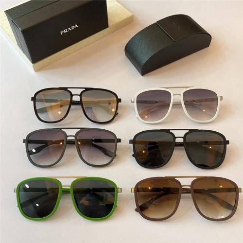 Replica Prada AAA Quality Sunglasses #842186 $65.00 USD for Wholesale