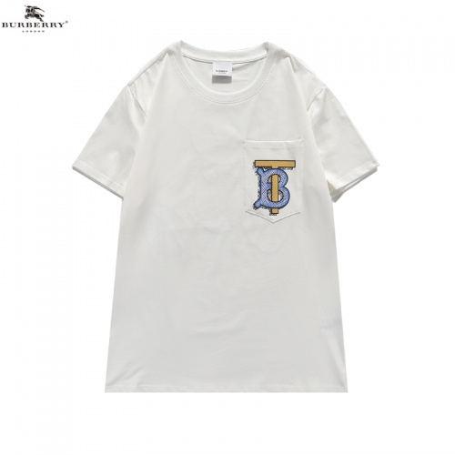 Burberry T-Shirts Short Sleeved For Unisex #842207
