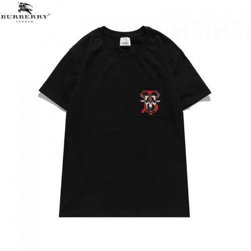 Burberry T-Shirts Short Sleeved For Unisex #842210