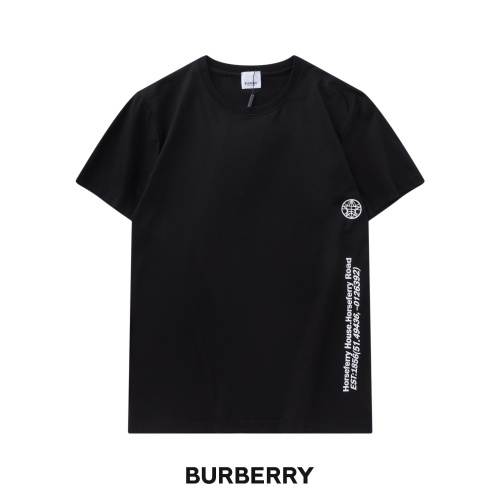 Burberry T-Shirts Short Sleeved For Unisex #842215