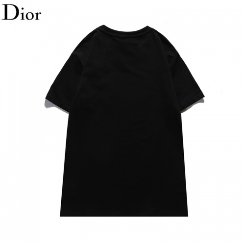 Replica Christian Dior T-Shirts Short Sleeved For Unisex #842234 $27.00 USD for Wholesale