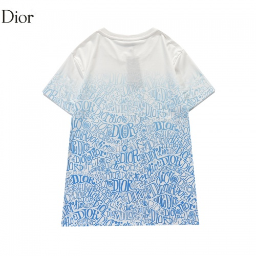 Christian Dior T-Shirts Short Sleeved For Unisex #842263