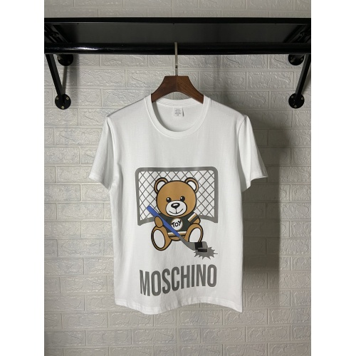 Moschino T-Shirts Short Sleeved For Unisex #842306