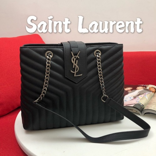 Yves Saint Laurent AAA Handbags For Women #842319 $100.00, Wholesale Replica Yves Saint Laurent AAA Handbags