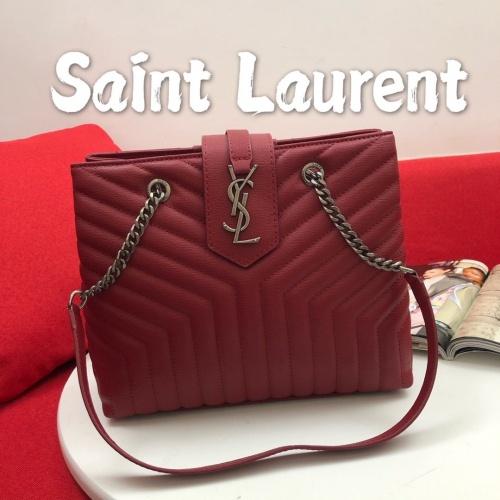 Yves Saint Laurent AAA Handbags For Women #842320 $100.00, Wholesale Replica Yves Saint Laurent AAA Handbags