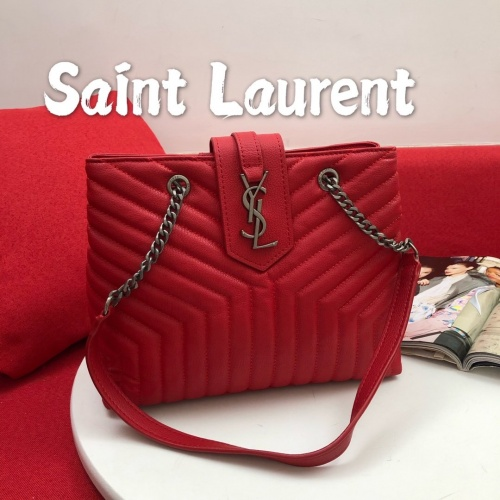 Yves Saint Laurent AAA Handbags For Women #842321 $100.00, Wholesale Replica Yves Saint Laurent AAA Handbags