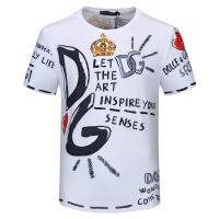 $23.00 USD Dolce & Gabbana D&G T-Shirts Short Sleeved For Men #840759