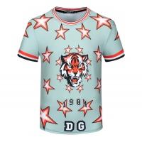 $23.00 USD Dolce & Gabbana D&G T-Shirts Short Sleeved For Men #840761