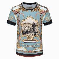$23.00 USD Dolce & Gabbana D&G T-Shirts Short Sleeved For Men #840762