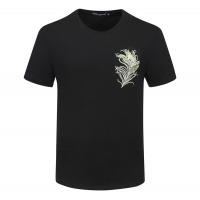 $23.00 USD Dolce & Gabbana D&G T-Shirts Short Sleeved For Men #840863