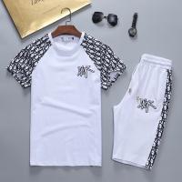 $48.00 USD Christian Dior Tracksuits Short Sleeved For Men #841591