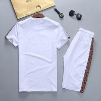 $48.00 USD Fendi Tracksuits Short Sleeved For Men #841637