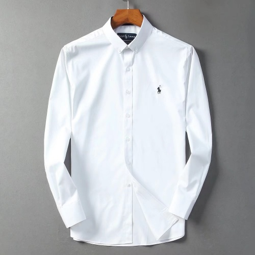 Ralph Lauren Polo Shirts Long Sleeved For Men #842475