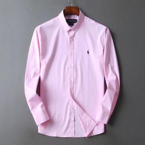Ralph Lauren Polo Shirts Long Sleeved For Men #842481