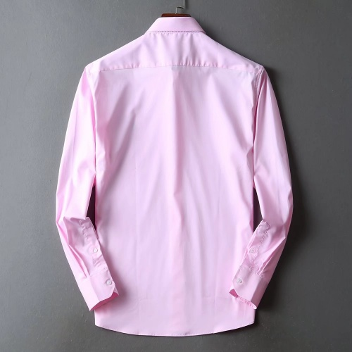 Replica Ralph Lauren Polo Shirts Long Sleeved For Men #842481 $42.00 USD for Wholesale