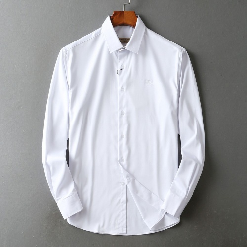 Hermes Shirts Long Sleeved For Men #842489