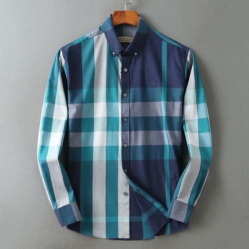 Burberry Shirts Long Sleeved For Men #842491