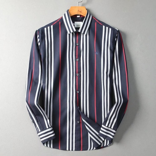 Burberry Shirts Long Sleeved For Men #842493