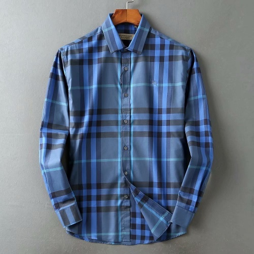 Burberry Shirts Long Sleeved For Men #842495