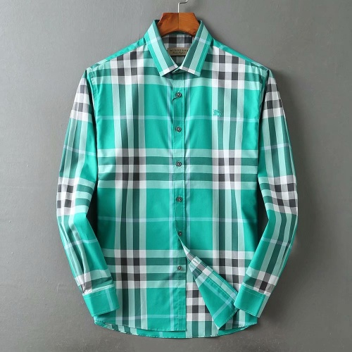 Burberry Shirts Long Sleeved For Men #842497