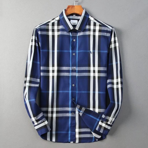 Burberry Shirts Long Sleeved For Men #842520