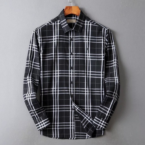 Burberry Shirts Long Sleeved For Men #842529